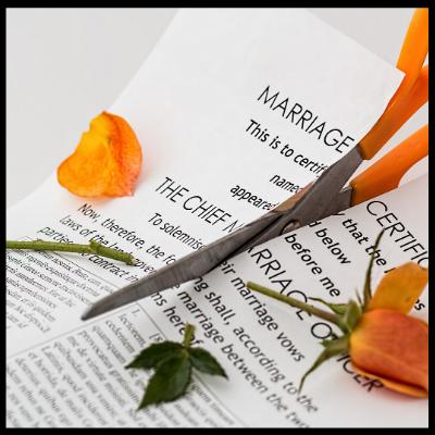 scheiden zonder eeuwig lijden