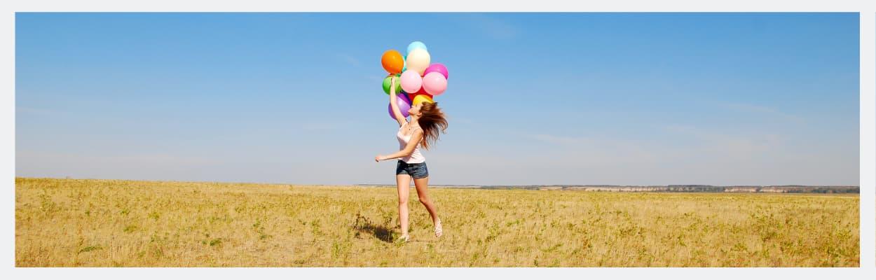 ballonnen klein